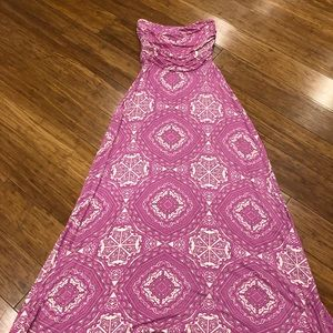 Maxi dress in a size XS from The Limited